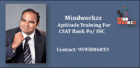Online Aptitude Training for Bank PO, SSC, CRT & CSAT